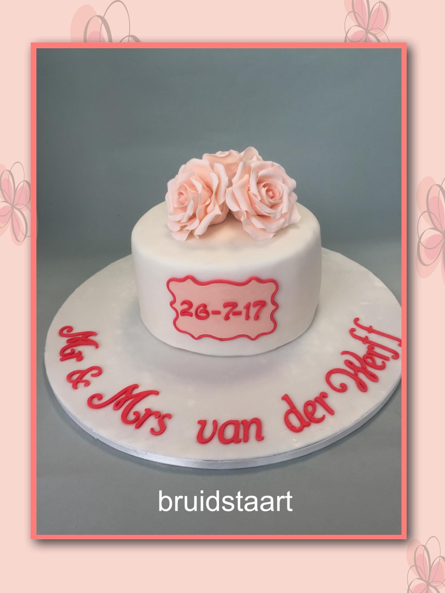 bruidstaart 2